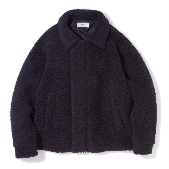"Sandinista ""Modernize Wool Boa Deck Jacket"" (ブラック)"