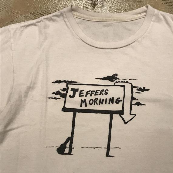JEFFERS MORNING Tee (used)