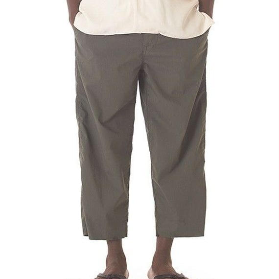 "Sandinista ""Packable Wide Ankle Cut Stretch Pants"""