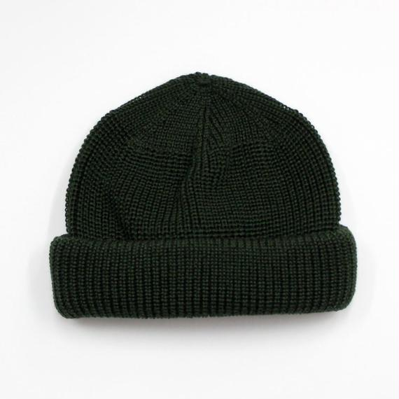 """RACAL """"SK8 Knit CAP"""" (ダークグリーン)"""