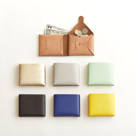 "POP UP!! irose ""seamless short wallet"" (7 colors)"