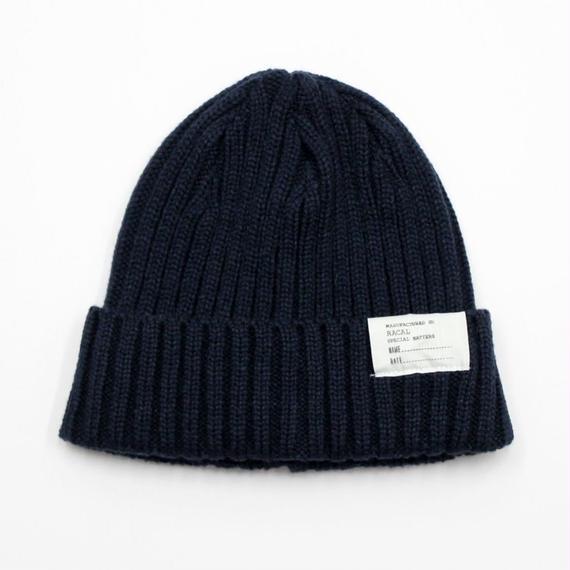 """RACAL """"Standard Knit CAP"""" (ネイビー)"""