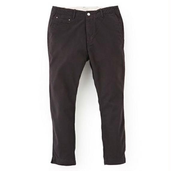 """Sandinista """"B.C. Chino Pants - Ankle Cut"""" (ブラック)"""