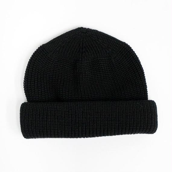 "RACAL ""SK8 Knit CAP"" (ブラック)"
