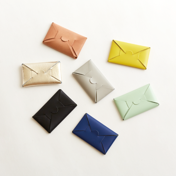 "POP UP!! irose ""seamless card case"" (7 colors)"