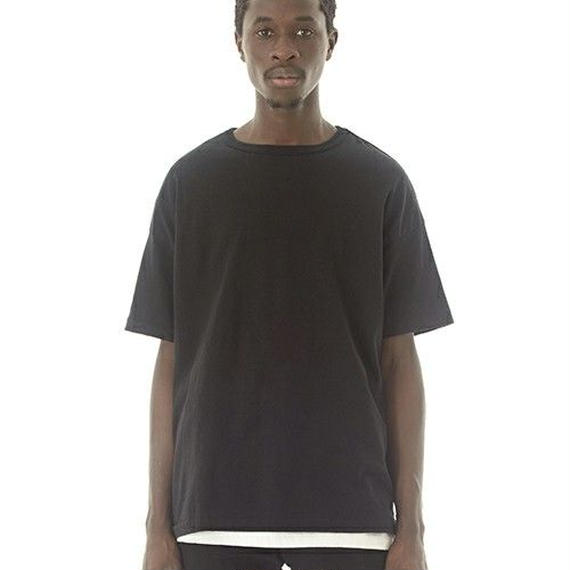 "Sandinista ""Easy Fit Slit Tee"" (ブラック)"