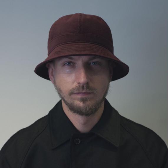 "RACAL ""Metro HAT"" (バーガンディー)"