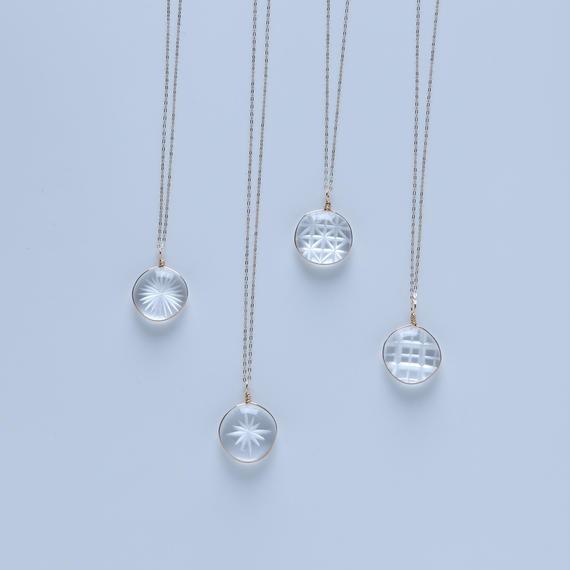 drop/necklace