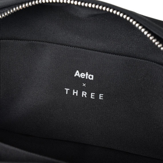 AT03 Aeta×THREE COSMETIC POUCH M