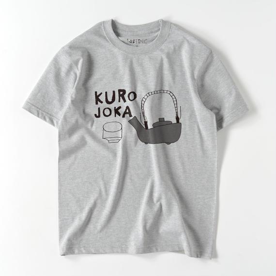 SATSUMA 黒じょか Tシャツ(ホワイト・グレー・ブラック  XS/S/M/L/XL/XXL)
