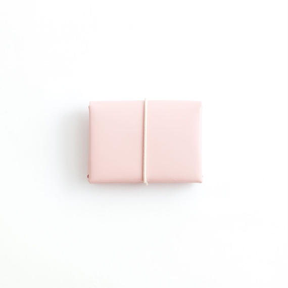 "seamless mini wallet : pink ""limited color"""