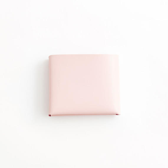 "seamless short wallet : pink ""limited color"""