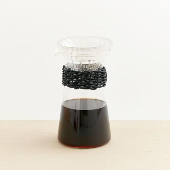 HARIO x i ro se   COFFEE CARAFE(black)