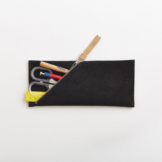 spiral pen case(black / gray / sand)