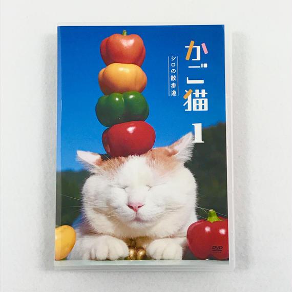 かご猫 シロの散歩道 DVD