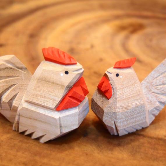 神鶏 shinkei  (夫婦セット)