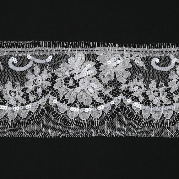 French Leavers Lace 85020.1/8 RI1087