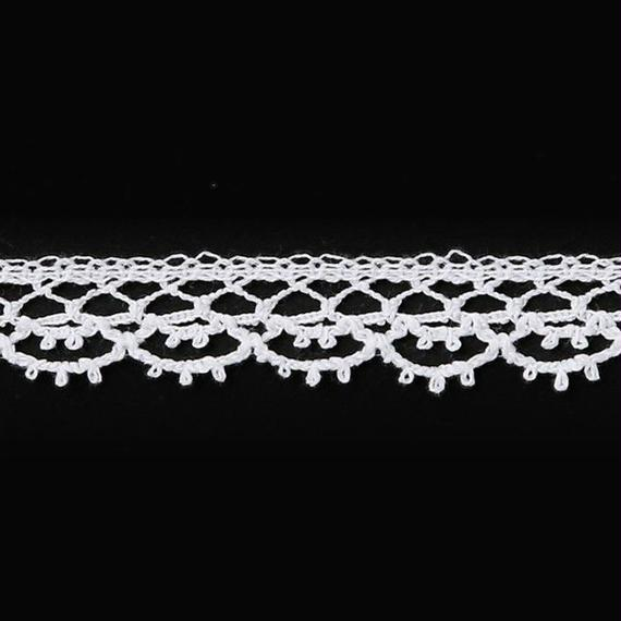 French Leavers Lace 360/3251