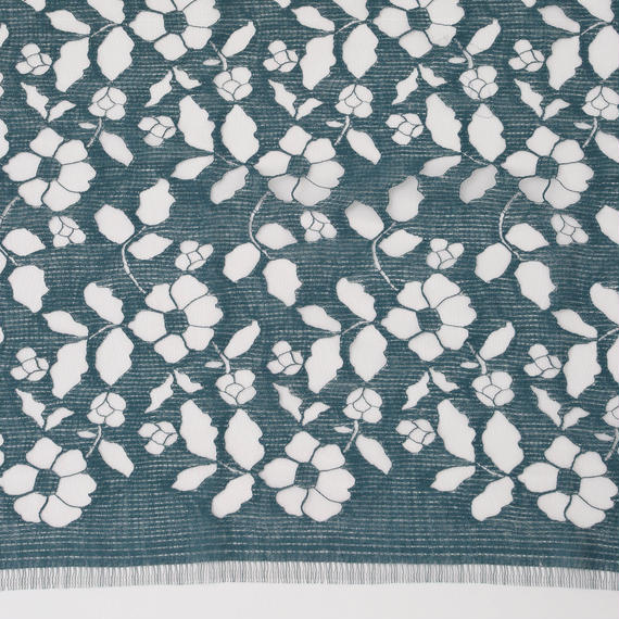 French Leavers Lace 950794.2/90  GREEN