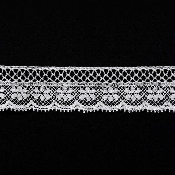 French Leavers Lace 319/14436