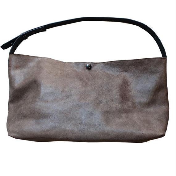 Tote bag L/Olive gray Mirror finish/ドイツホックタイプ
