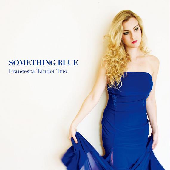 AS142 FRANCESCA TANDOI TRIO - SOMETHING BLUE