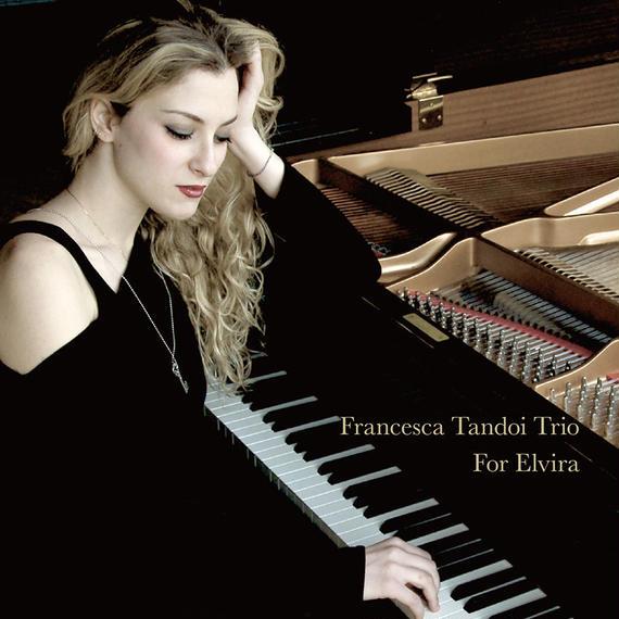 AS140 FRANCESCA TANDOI TRIO - FOR ELVIRA