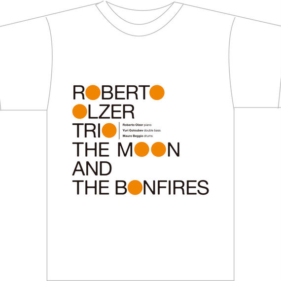 STS001 The Moon and the Bonfires T-Shirts