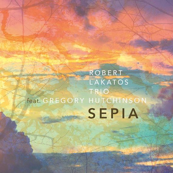 AS139 ROBERT LAKATOS TRIO - SEPIA