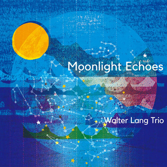 AS145 WALTER LANG TRIO - MOONLIGHT ECHOES