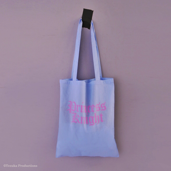 PrincessKnight Totebag<BLUE>