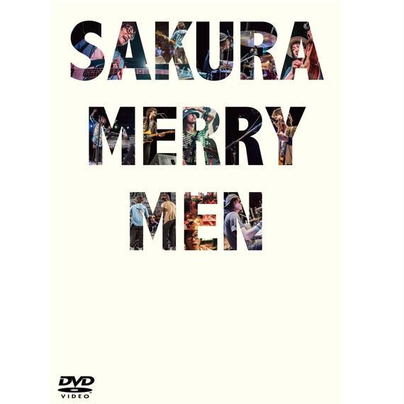 【サクラメリーメン】DVD&ライブCD ※通常盤