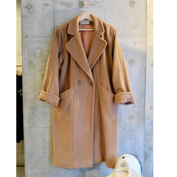 Vintage L.L.Bean Wool Coat
