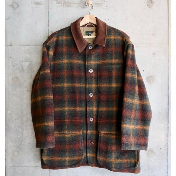 Vintage 90's J.Crew Wool Half Coat