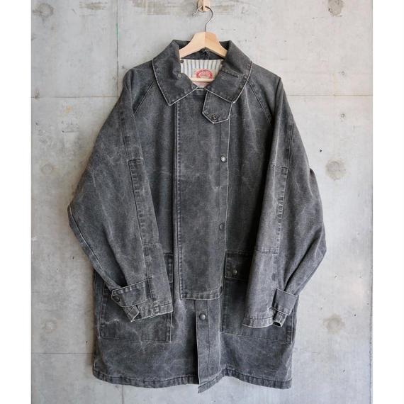 Vintage Design Denim Coat