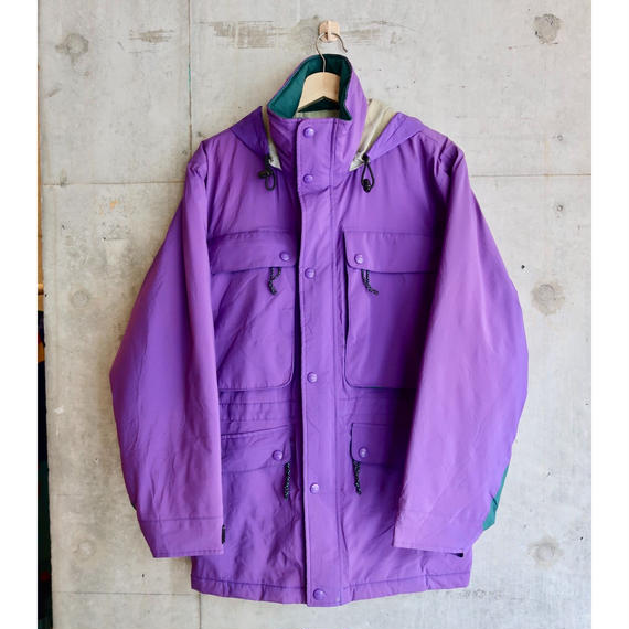 90's L.L.Bean Mountain Parka Gore-Tex Jacket