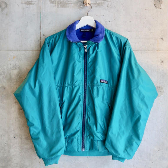 Vintage Patagonia Shelled Synchilla Jacket Maxde in USA