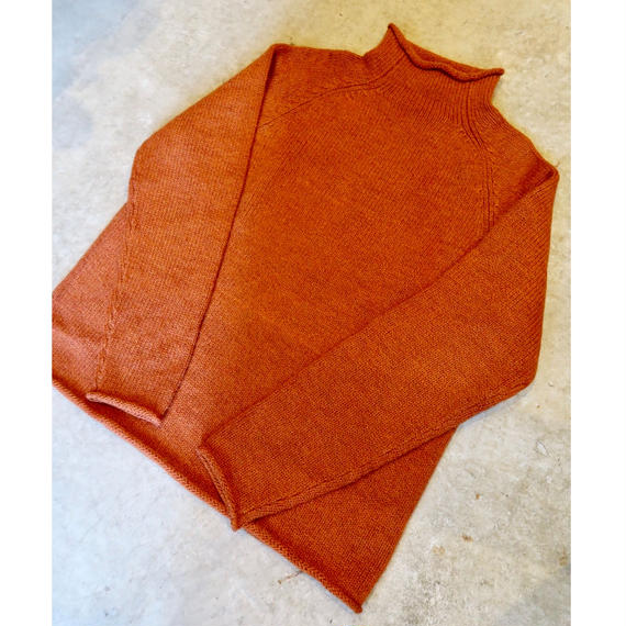 Old J.Crew Roll Neck Wool Knit