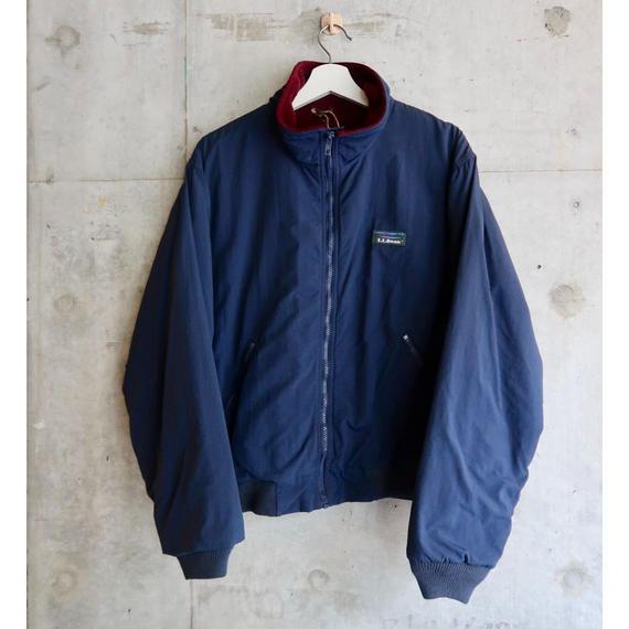 90's L.L.Bean Warm-up Nylon Jacket