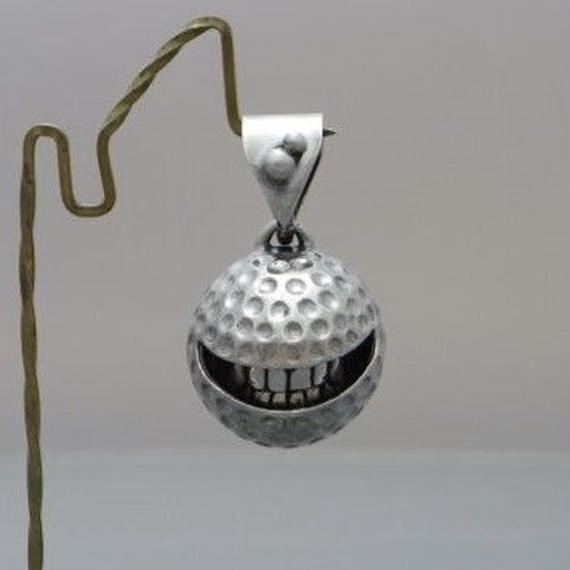 【8/5まで期間限定!】smile golf ball L_P[smile_mammy]