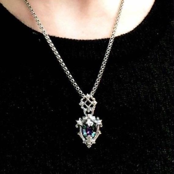 [Artemis Classic-pendant]ミスティックシールドペンダントRD
