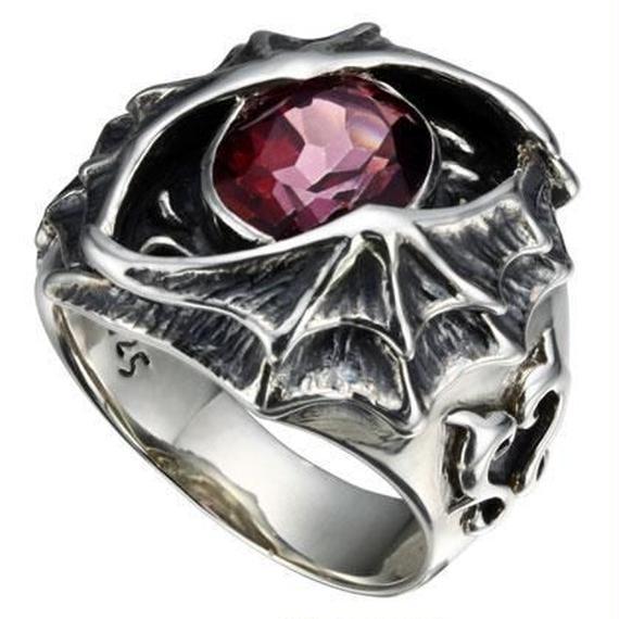 [Bizarre-ring]デビルシルバーリング2nd