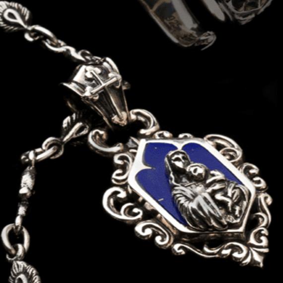 [Artemis Classic-pendant]聖母子ペンダント