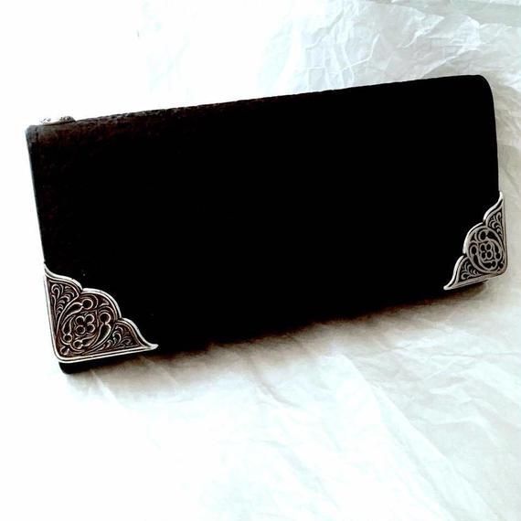 [Artemis Classic-wallet]トレサリーバッファローロングウォレット2nd