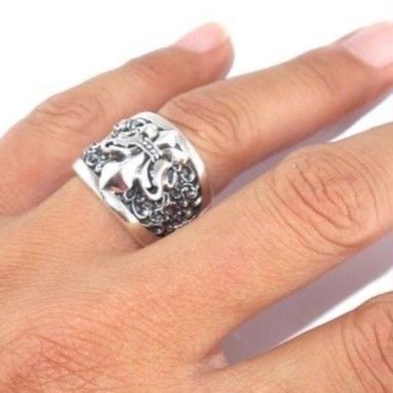 [Artemis Classic-ring]フレアーデリスリング