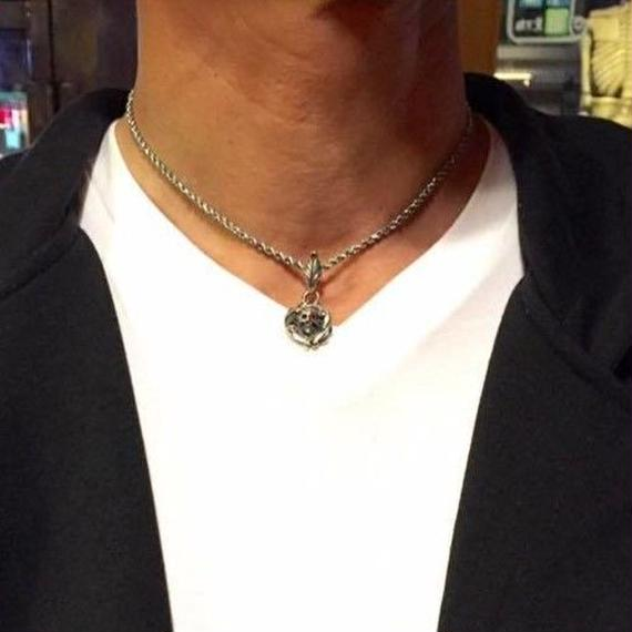 [Atelier Shima-pendant]Symbolic Pendant(合成サファイア)