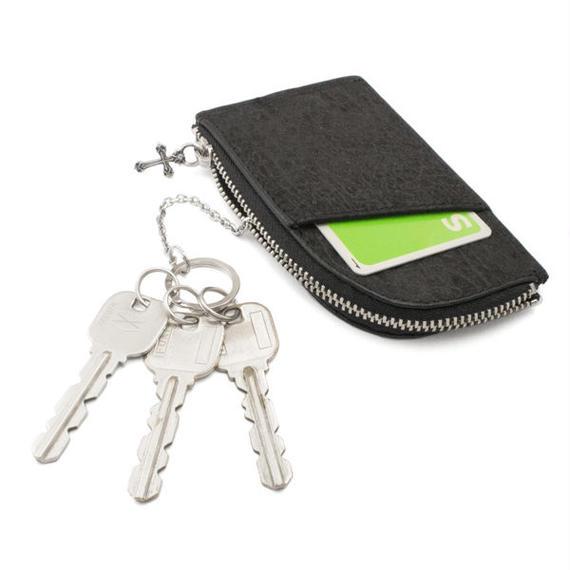 [Artemis Classic-key]バッファロージップキーホルダー