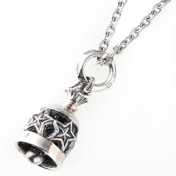 [Artemis Classic-pendant]ファイブスターベルペンダントトップ