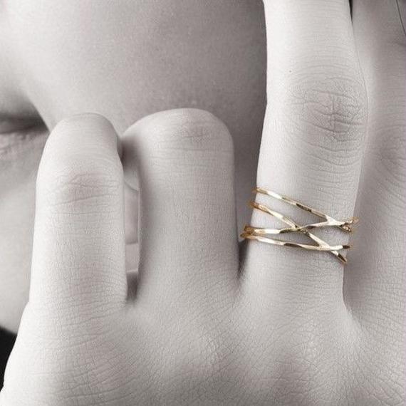 ラップリング[Elenore Jewelry]