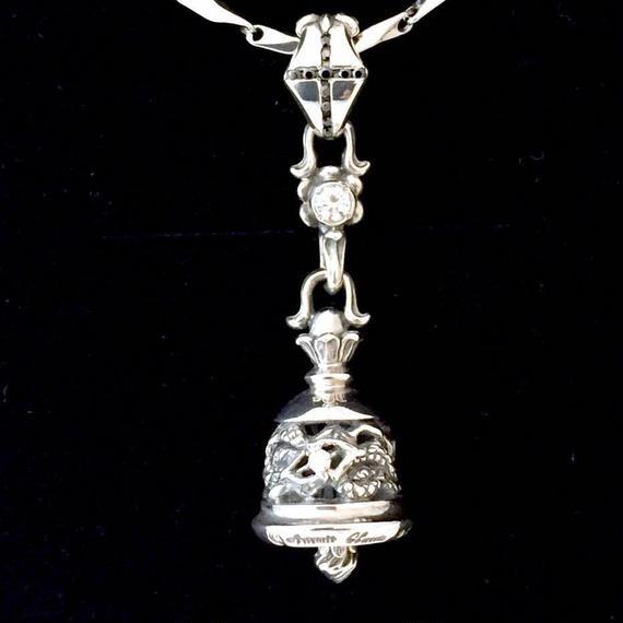[Artemis Classic-pendant]【1点物】ゴルゴンベルペンダントトップ(完売です)